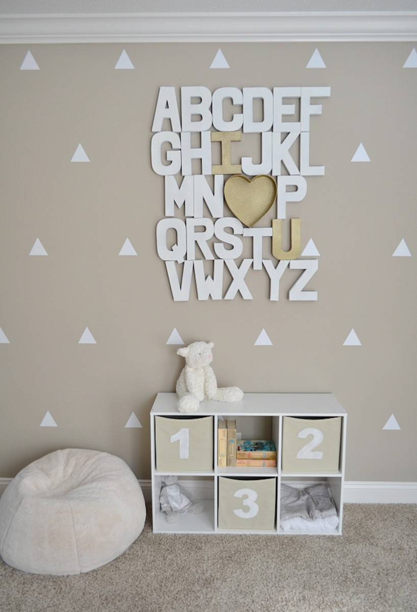Get ready to welcome your little one into the world with the dreamiest baby digs ever DIYed.