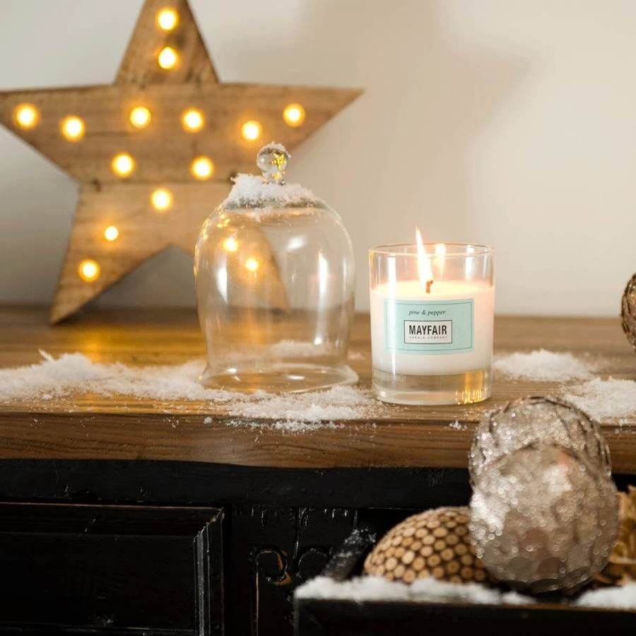 Nothing feels quite as relaxing as lighting a scented candle and taking a bath or curling up with a good book.