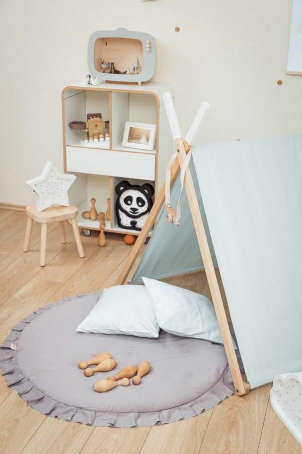 Baby Blue Kids' Playhouse Set_3