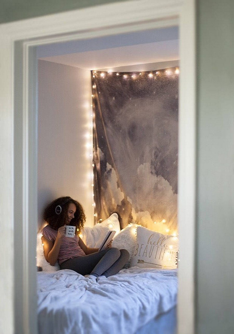 There is something about their soft light that makes them so romantic and serene, everything they are a part of instantly gets an intimate atmosphere.