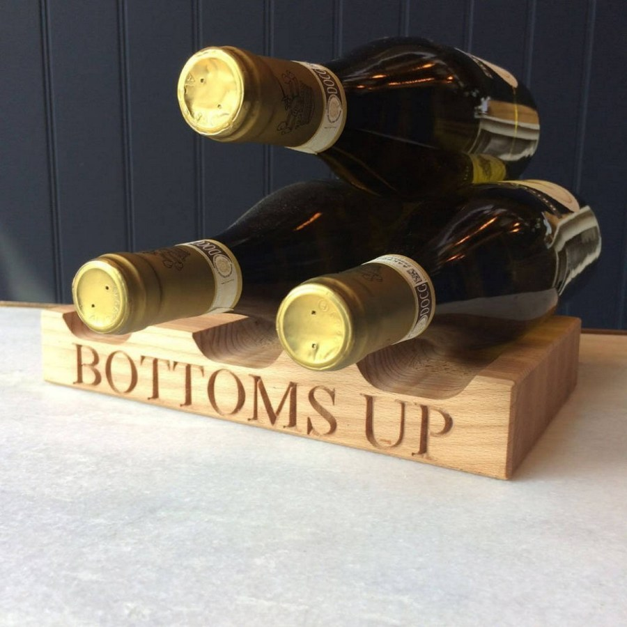 If you're still on the lookout for the perfect wine rack, we put together a selection of the best wine racks you can choose from!