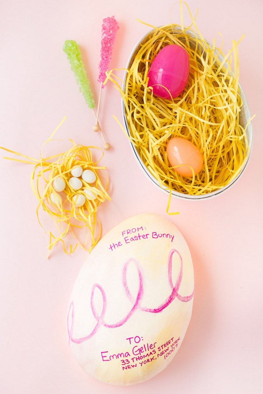 Need fun, new Easter basket ideas? Spruce things up with these DIY options!