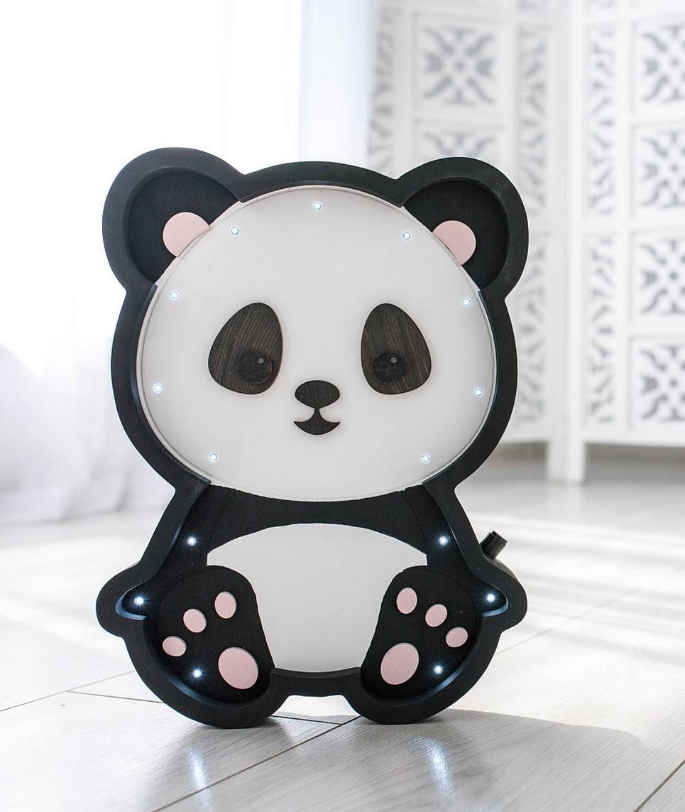 Panda Bear Decorative Night Light – 7