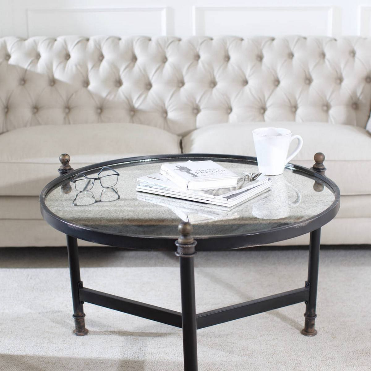 Modern Coffee Tables Are Of Many Different Types, With Various Shapes And  Can Be Made