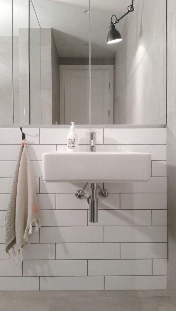 Morze Kitchen Hand Towel