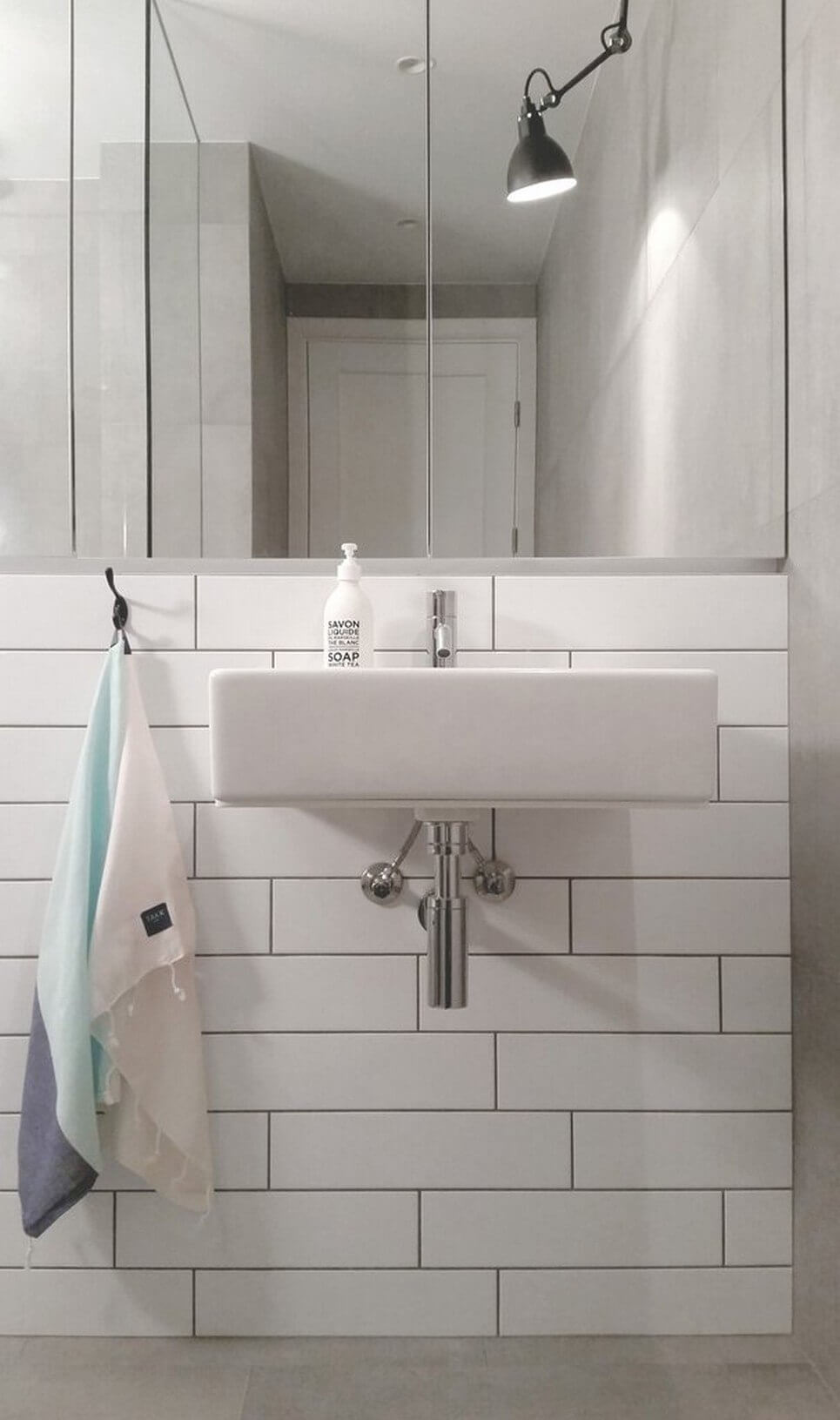 Sjor Kitchen Hand Towel