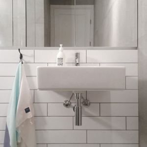 More absorbent and lighter than classical towels, the Sjor Kitchen Hand Towel looks great in a bathroom or kitchen. This towel would make a truly special gift.
