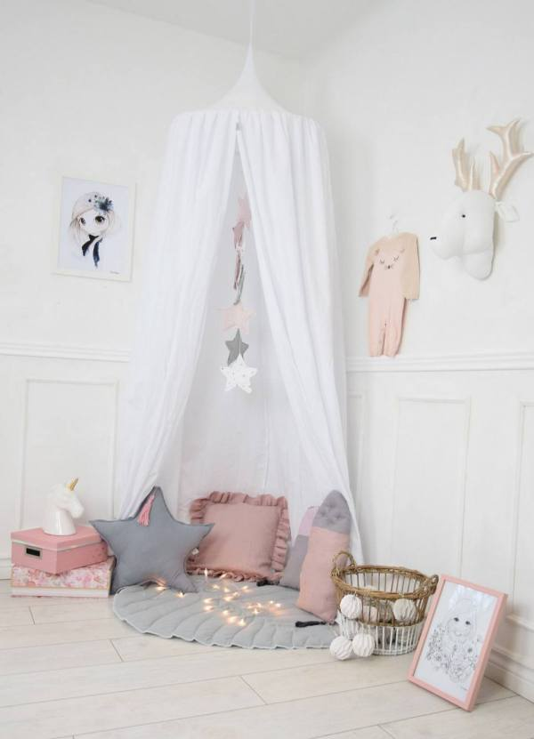 Baldachin Snow White Children's Bed Canopy