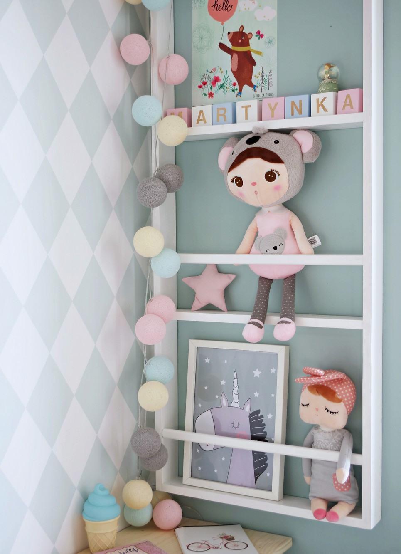 Delicate Cotton Ball Fairy Lights