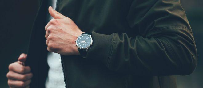 Men's Jewellery & Watches