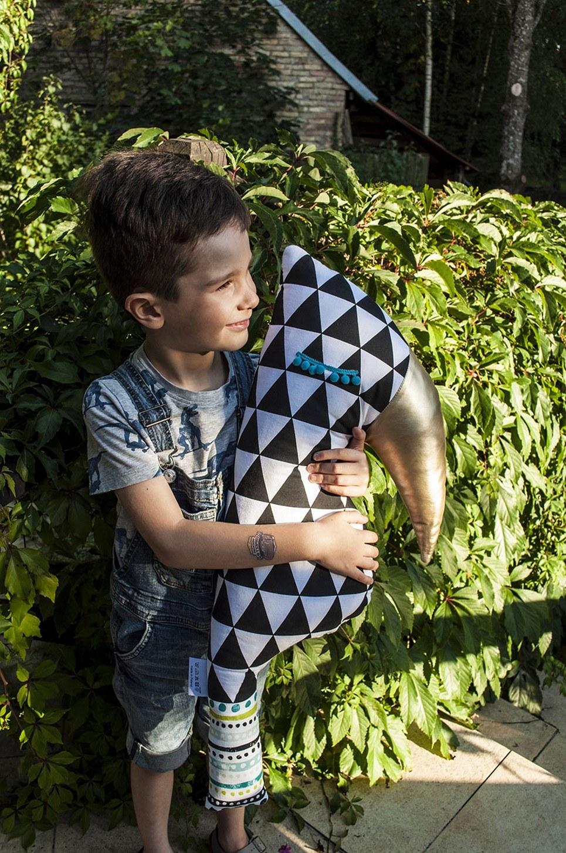 Toucan Decorative Baby Cushion