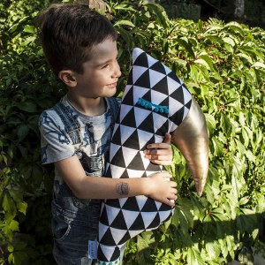 A unique way to show somebody just how much you care, the Toucan Decorative Baby Cushion is a truly unique occasional gift for your favourite little person to treasure for the years to come.