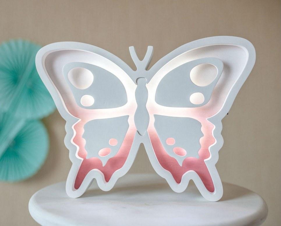 Butterfly Decorative Night Light – 4