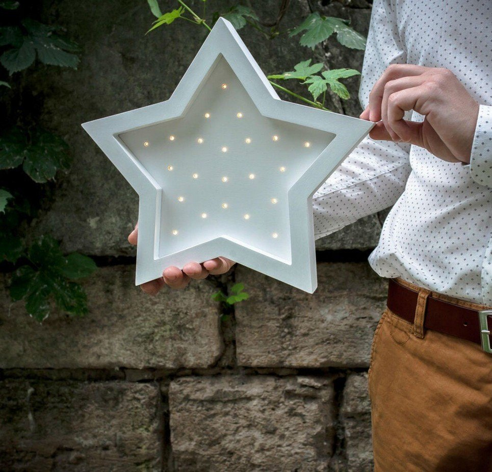 Star Decorative Night Light – 6