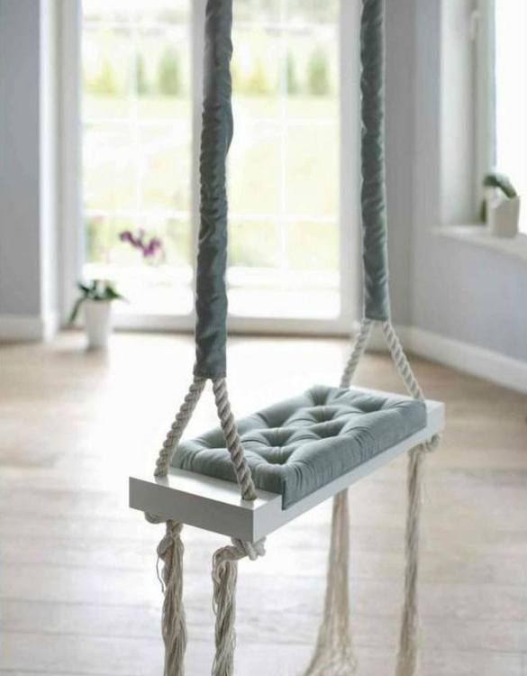 Whether you want it to take you to the moon or simply be a fun place to hang out, the Wooden Swing Vintage Mint Velvet offers great fun for toddlers. Every child loves to play on a toddler swing. This unique toddler wooden swing is beautifully handsaw and an absolute classic. This wooden swing set would also make a lovely gift and is ideal for smaller gardens.