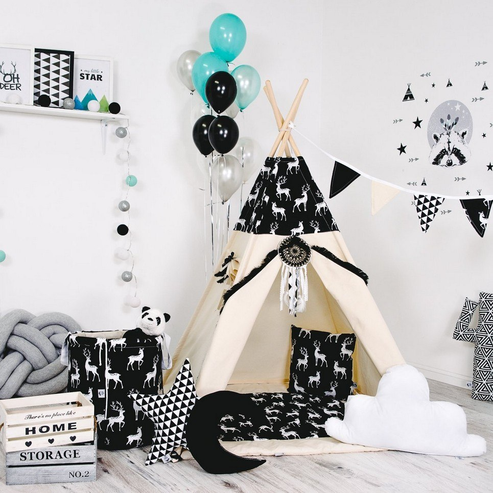 Child's Teepee Set Forest's Order