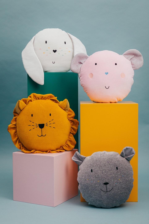 Bear Children's Cushion