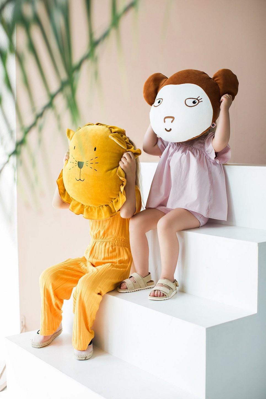 Lion Children's Cushion