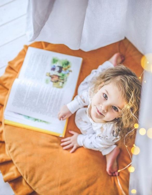 Add a touch of fun to your little one's playroom or nursery with the Mustard Velvet Baby Play Mat. This super soft play mat for a new baby is the perfect place for them to crawl, roll and play as they learn new things every day! It also makes the perfect gift for any new parent.