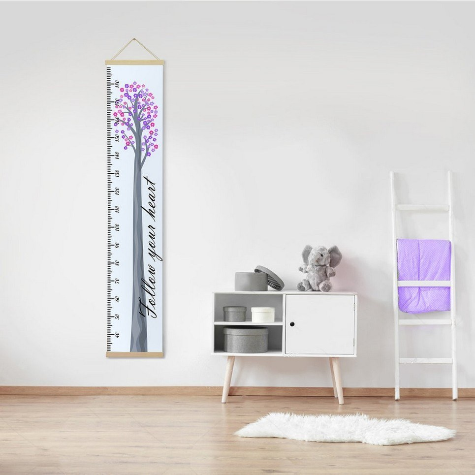 Personalised Tree Child Growth Chart