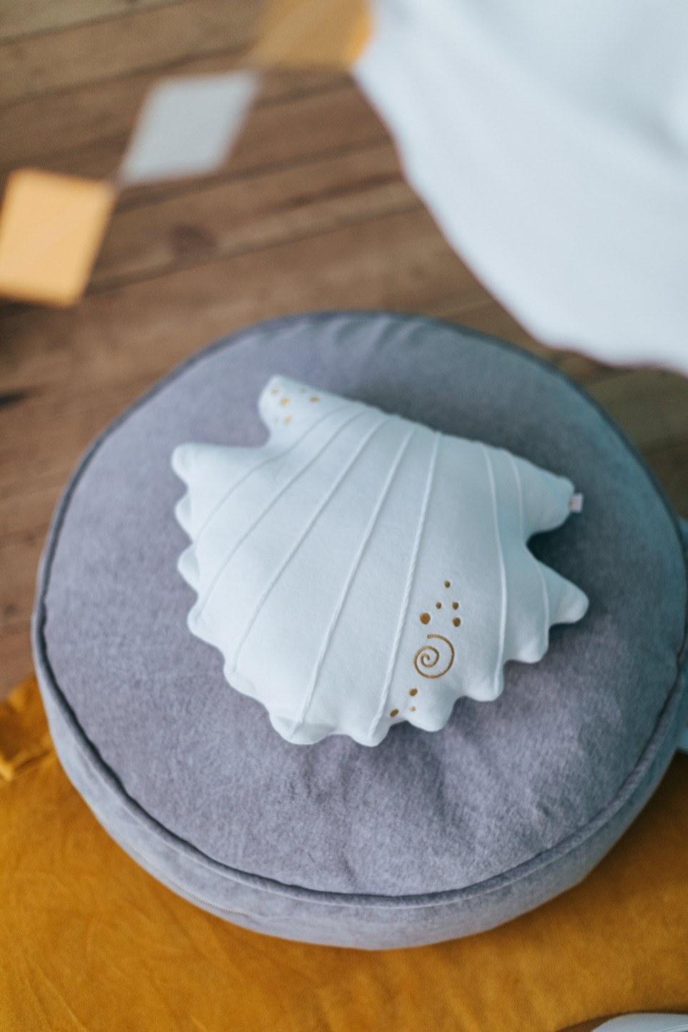 Sea Shell Children's Cushion