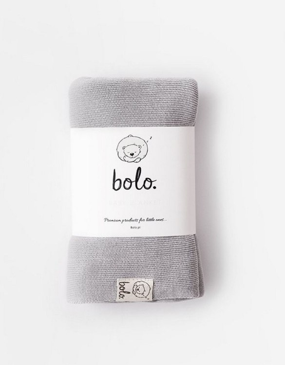 Chic and cozy, the Gray Light Baby Bamboo Blanket adds a playful touch that will catch your little one's attention. The super soft material of this hooded baby blanket, feels almost like felt and is perfect for wrapping a new bundle of joy up in and is the perfect way of welcoming a new baby home.