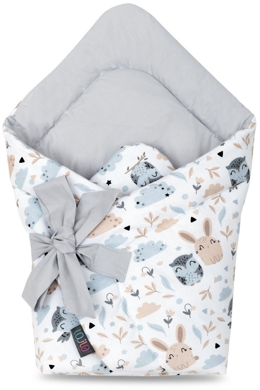 Animals Swaddle Blanket