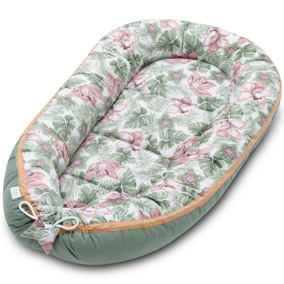 Floral Baby Nest – 1