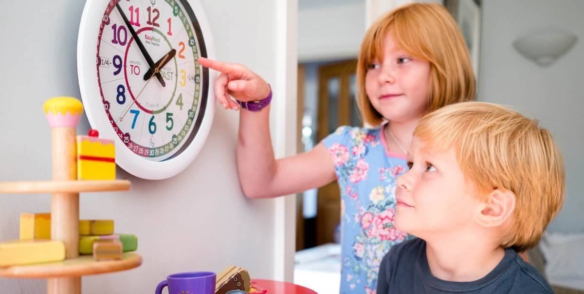 Read below to learn how to teach your child to read a clock, and help them get a jump start on their own education and independence.