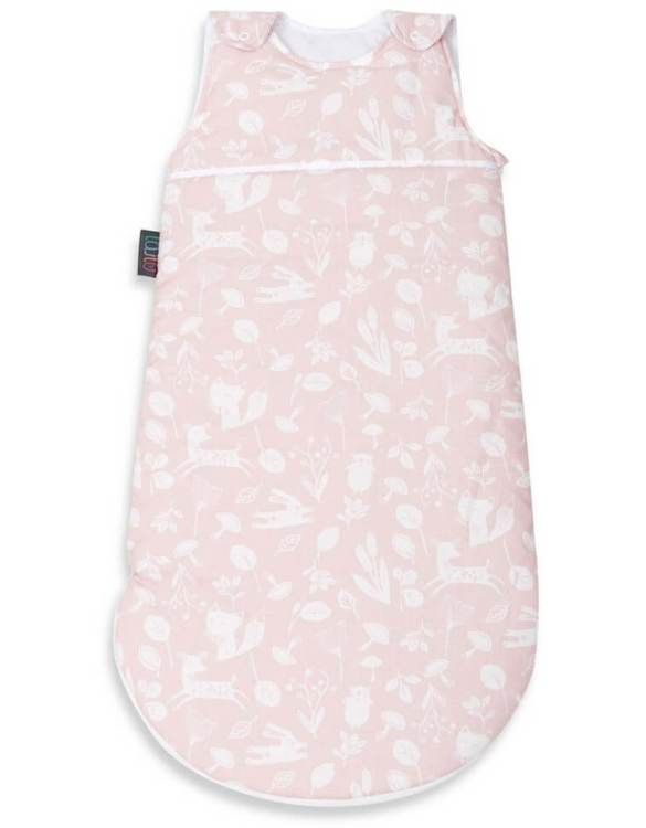 Cosy and beautifully designed, the Pink Forest Baby Sleeping Bag is perfect for bedtime and naps whether at home, abroad or visiting friends. Sleeping bags are a fantastic idea for wriggly babies.