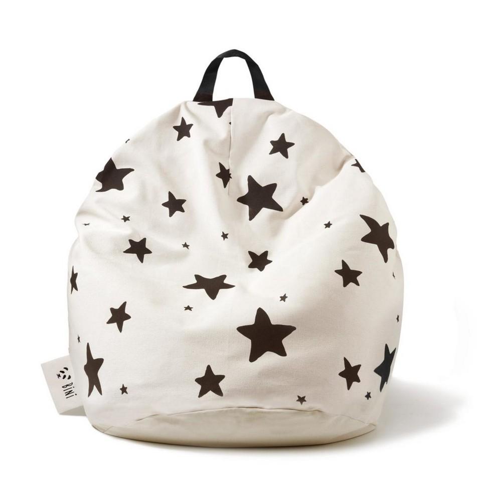 Bini Double Stars Kid's Beanbag