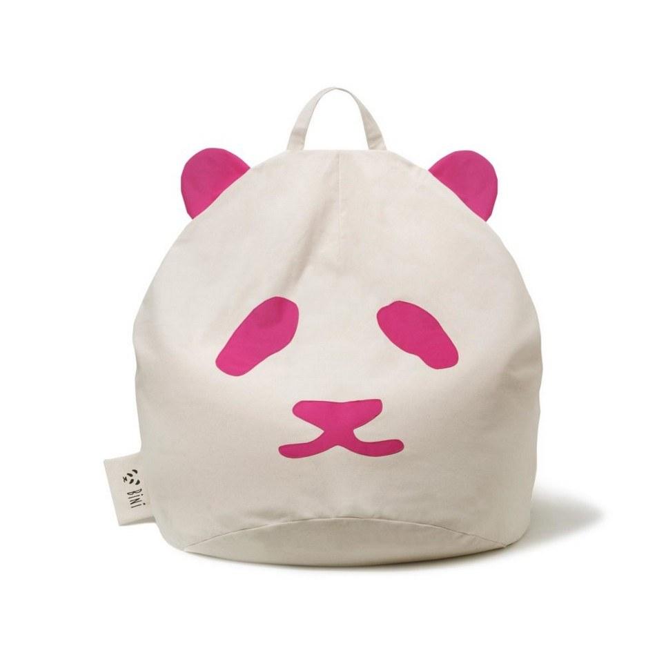 Bini Original Pink Kid's Beanbag