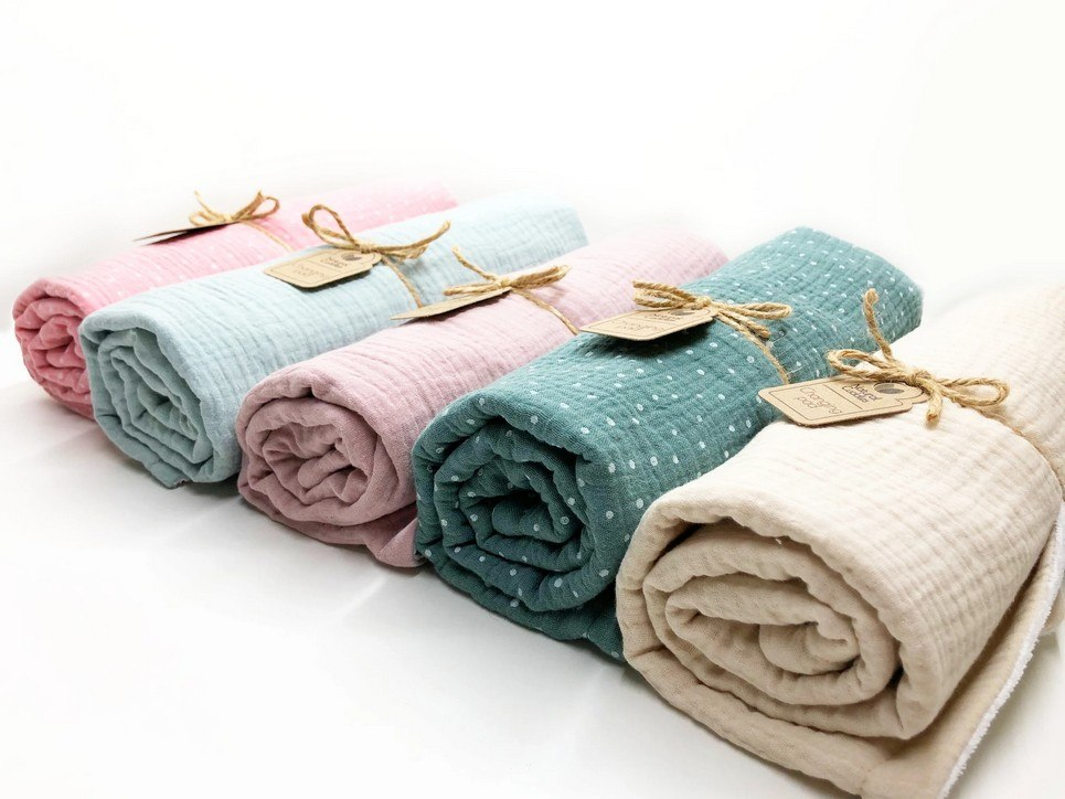 Super Set of 5 Baby Changing Pads