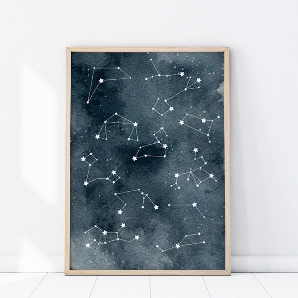 Astronomy Children's Poster