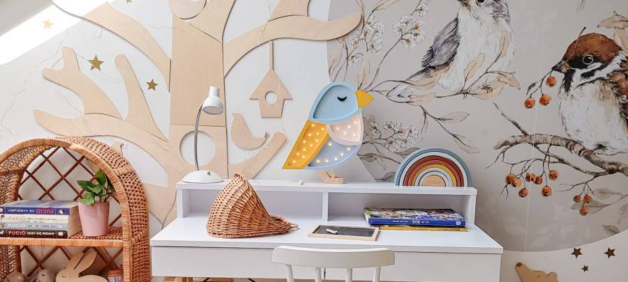 Magical spaces for creative little thinkers