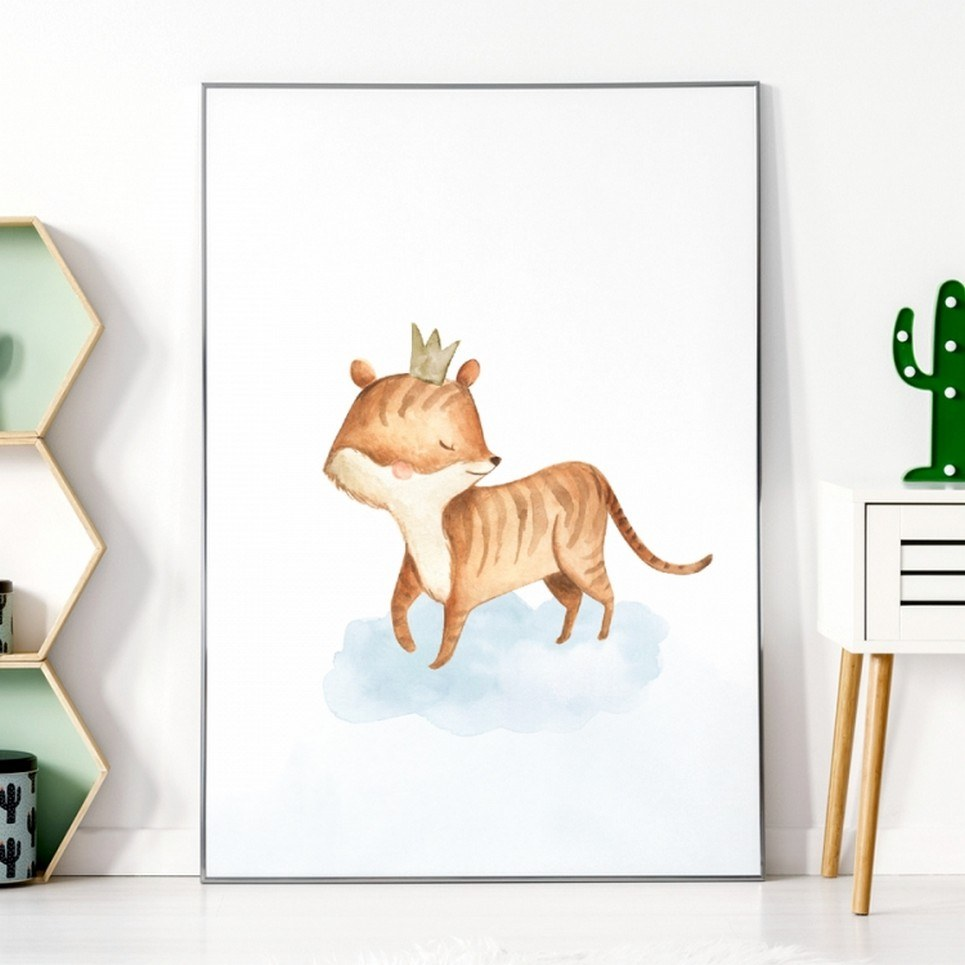 Tiger Children's Poster