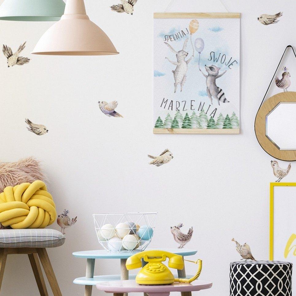 Birds Children's Wall Sticker