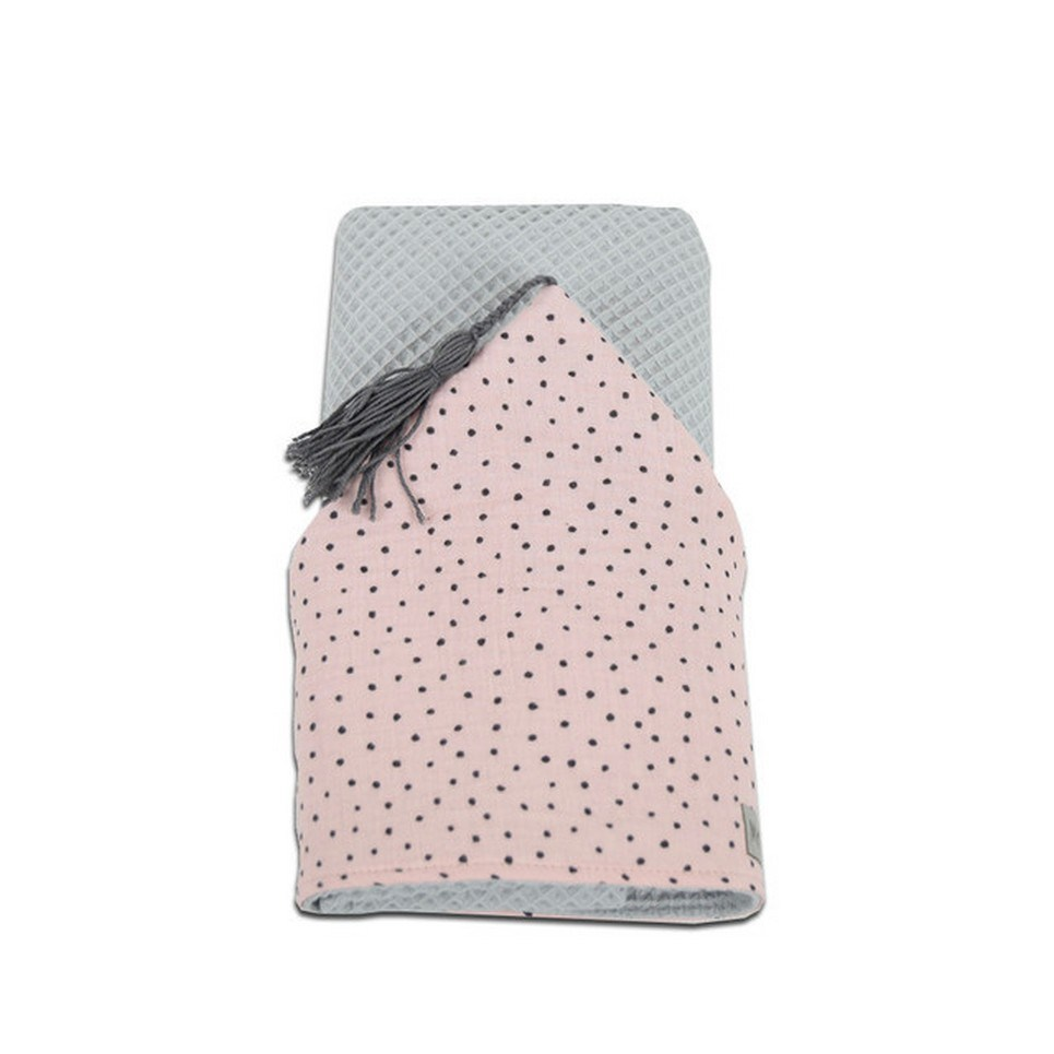 Hooded Towel Dots