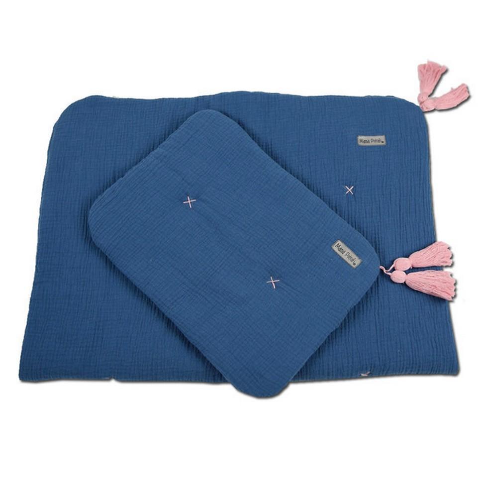 Muslin Newborn Bedding Filled