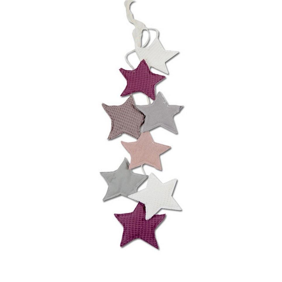 Star Garland Blueberry