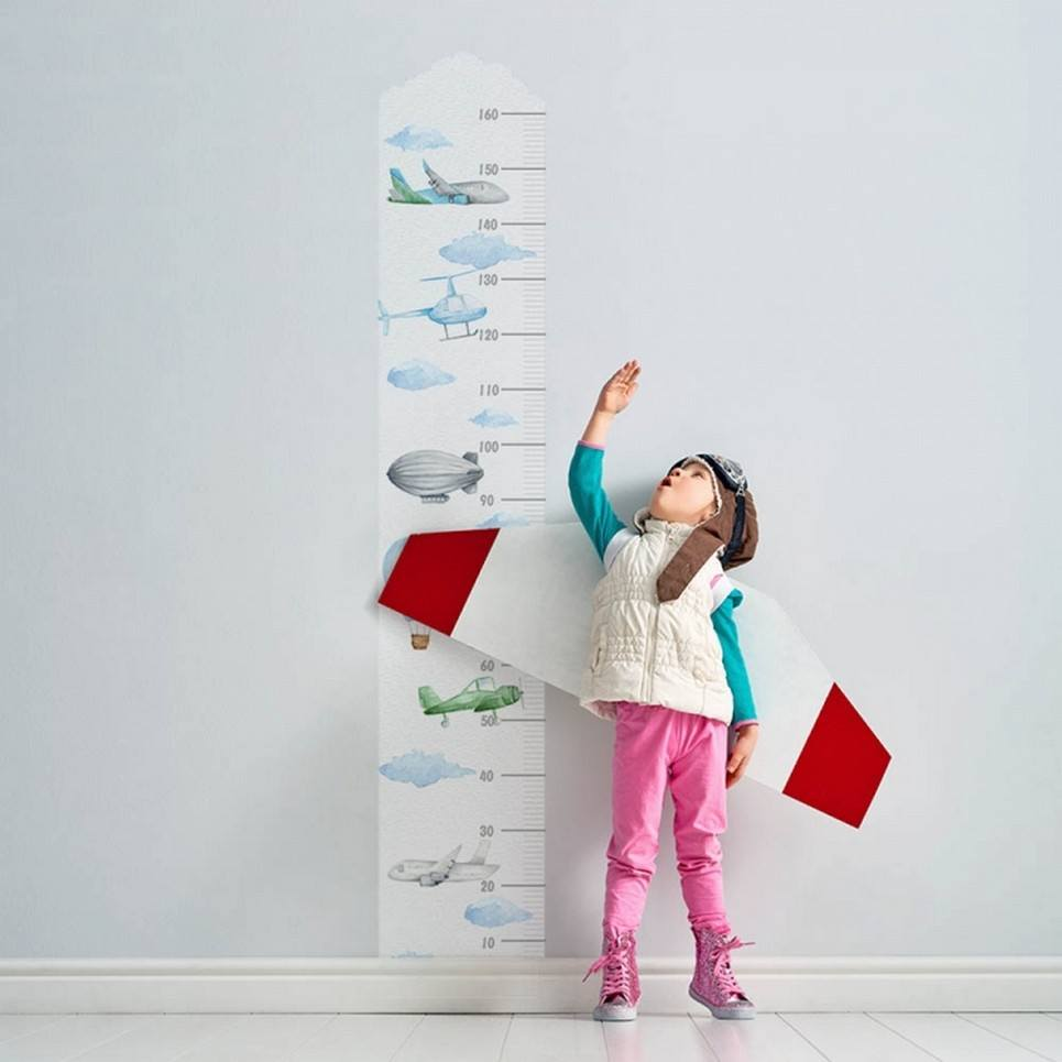 Airplanes Child Growth Chart