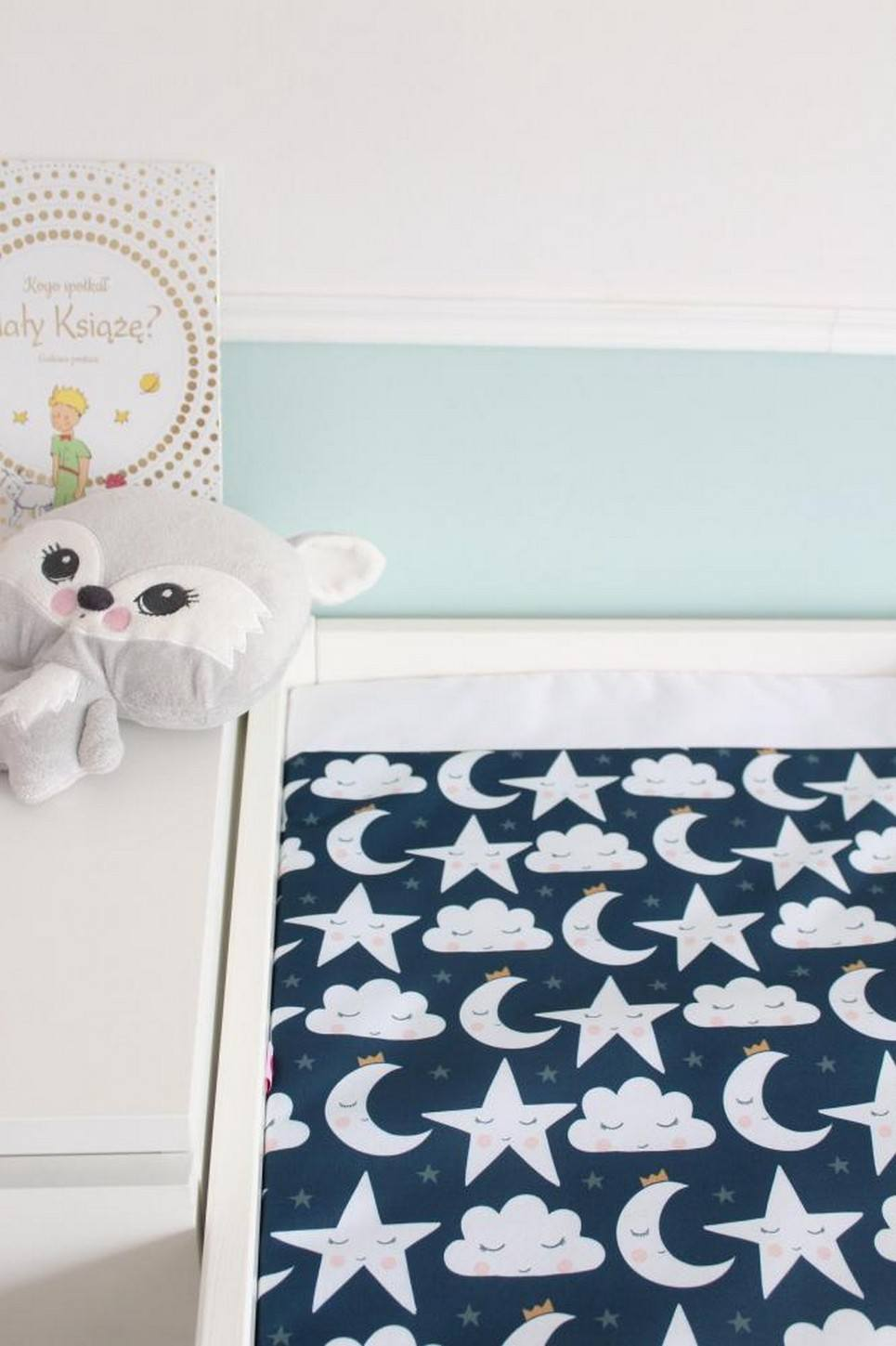 Stars, Clouds and Moons Waterproof Winding Mat
