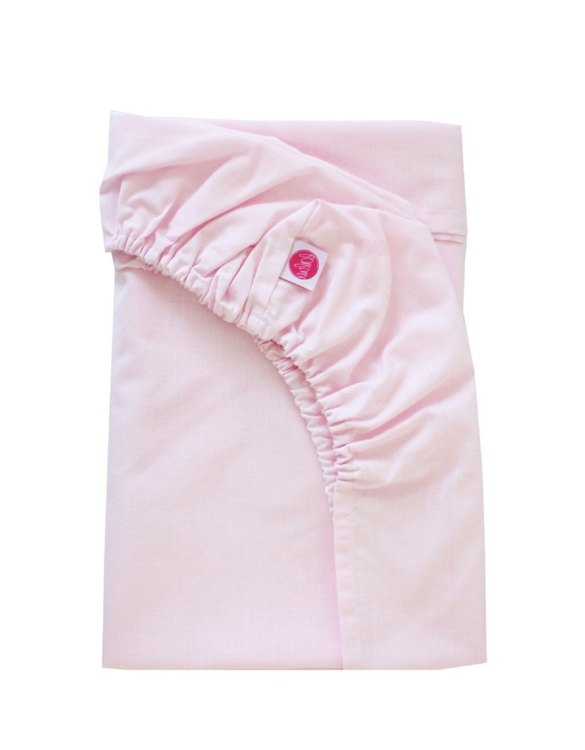 Perfect as a gender-neutral choice, the Bright Pink Fitted Crib Sheet will fit any crib bed or next to me pods. This fitted cot sheet is a perfect addition to spruce up your little bub's nursery.