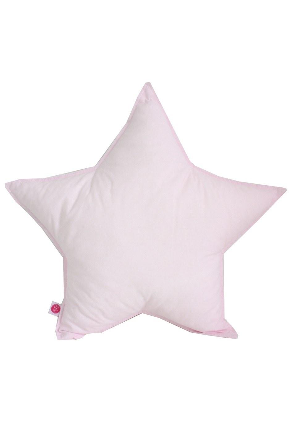 Pink Star Children's Cushion