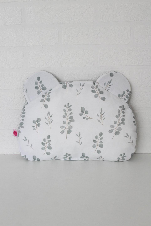 Eukaliptus Teddy Bear Baby Pillow