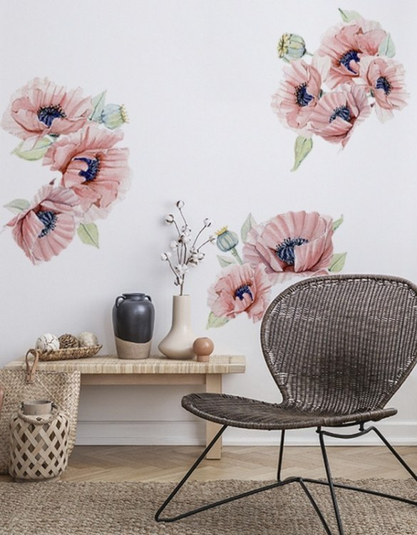 A beautiful scene for children's rooms and nurseries, the Maki Children's Wall Sticker is the perfect addition to any empty space (like walls or furniture). These wall stickers provide a flexible and cost-effective way to decorate your home.