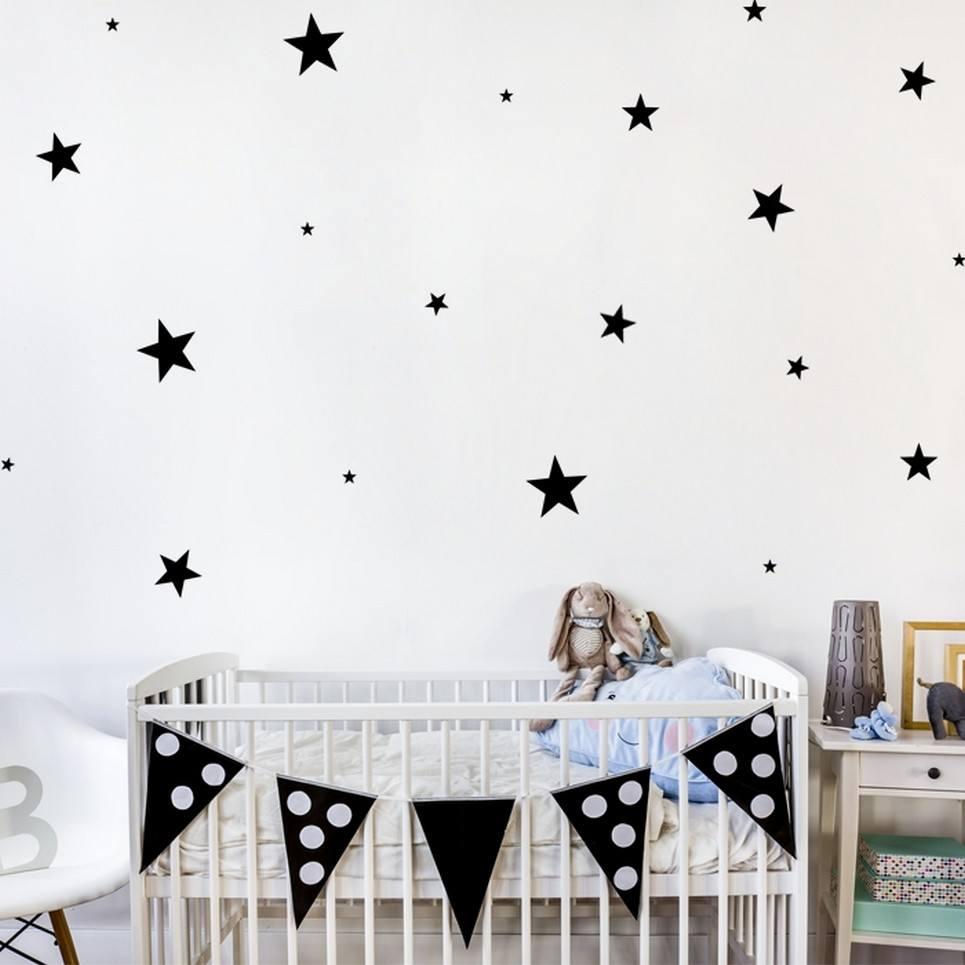 Stars Children's Wall Sticker