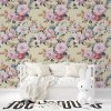 Sure to be adored by little ones, the Colorful Peonies Children's Wallpaper is a fun addition to any nursery or playroom. Go on an adventure with our kid's wallpaper for children's rooms! A well-chosen pattern can visually enlarge the interior.