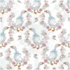 Sure to be adored by little ones, the Goose Children's Wallpaper is a fun addition to any nursery or playroom. Go on an adventure with our kid's wallpaper for children's rooms! A well-chosen pattern can visually enlarge the interior.