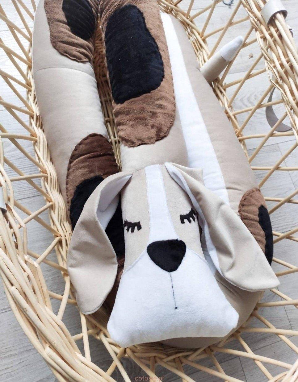 Beagle Dog Cot Bumper